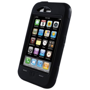 Coque de protection Outterbox pour iPhone et Blackberry