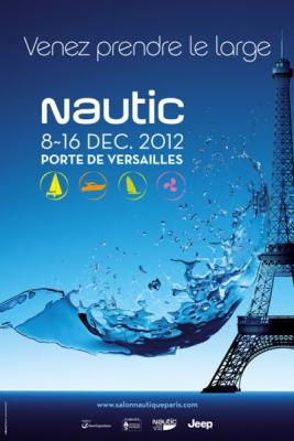 Salon nautique de Paris 2012 : le Nautic